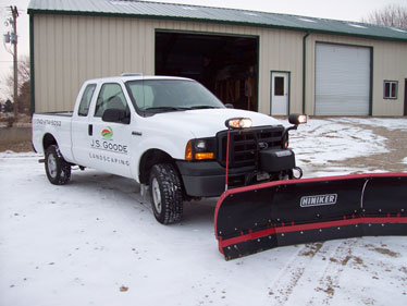 commercial snow plow