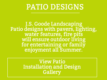Outdoor Living - Patio and Design Details
